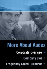More About Audex