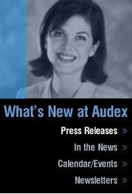 What's New at Audex