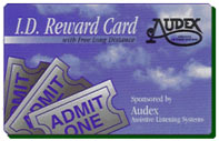 ID Reward Card Program - Reward Card